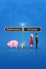 Bankruptcy & divorce