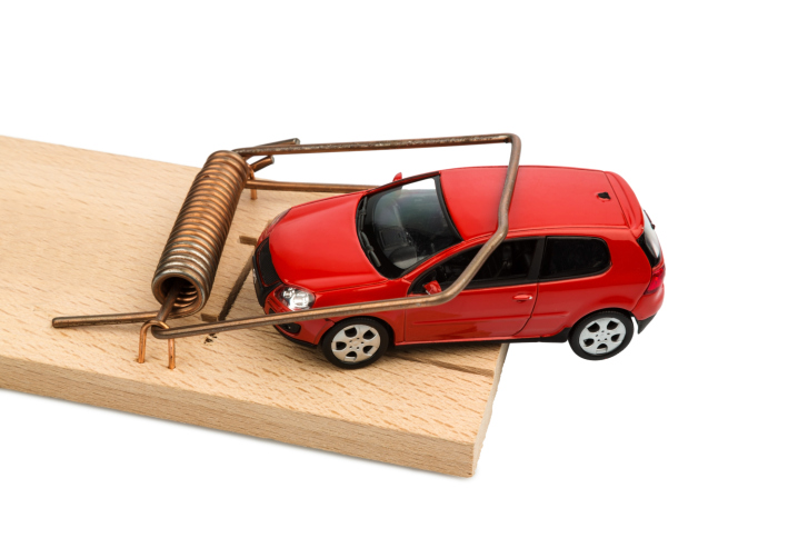 your car and bankruptcy