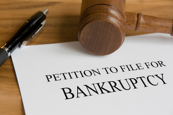 petition bankruptcy changes