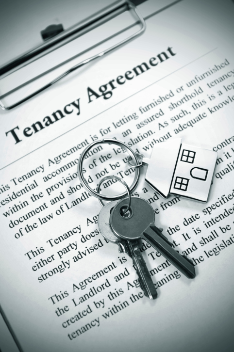 bankruptcy tenancy agreement