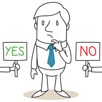 yes/no bankruptcy